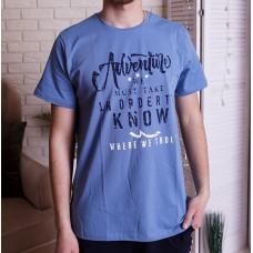 Мужская футболка 4727