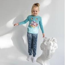 Пижама для девочки 5831