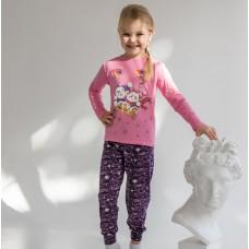 Пижама для девочки 5832