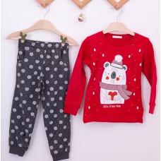 Пижама для девочки 5835