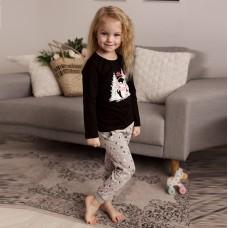 Пижама для девочки 5836