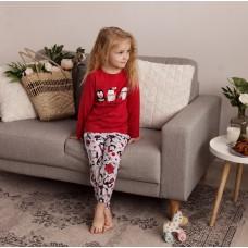 Пижама для девочки 5839
