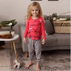 Пижама для девочки 5842