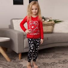 Пижама для девочки 5844