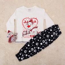 Пижама для девочки 5845
