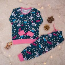 Пижама для девочки 5847
