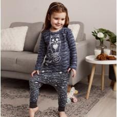 Пижама для девочки 5849