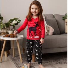 Пижама для девочки 5851