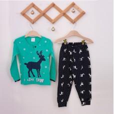 Пижама для девочки 5852