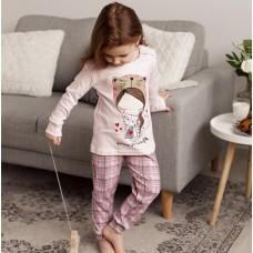 Пижама для девочки 5853