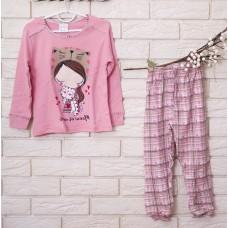 Пижама для девочки 5854