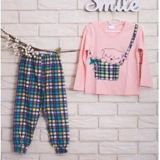 Пижама для девочки 5856