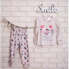Пижама для девочки 5862