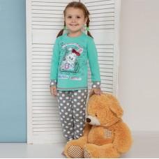 Пижама для девочки 5865