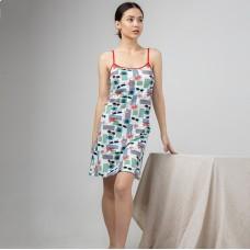 Сорочка женская Очки и Фламинго 6366