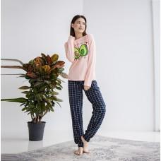 Пижама женская Авокадо 6599