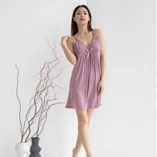 Сорочка женская розовая 6611
