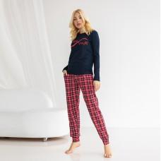 Пижама женская с штанами 6992