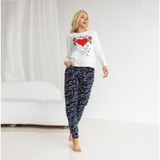 Пижама женская с штанами 6994