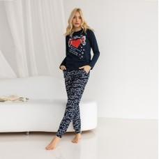 Пижама женская с штанами 6995
