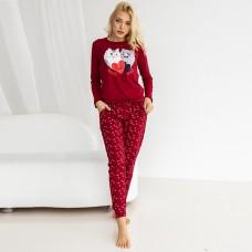 Пижама женская с штанами 6997
