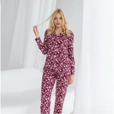 Пижама женская с штанами 7001