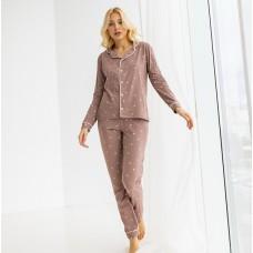 Пижама женская с штанами 7004