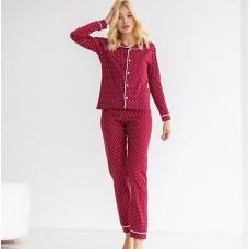 Пижама женская с штанами 7008