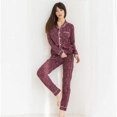 Пижама женская с штанами 7010