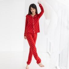 Пижама женская с штанами 7013