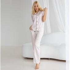 Пижама женская с штанами 7017