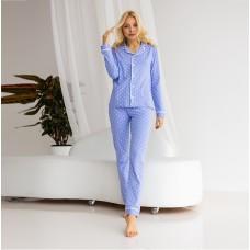 Пижама женская с штанами 7018