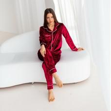 Пижама женская с штанами 7411