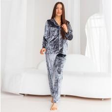 Пижама женская с штанами 7412