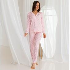 Пижама женская с штанами 7416