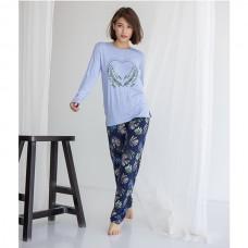 Пижама женская с штанами 8905
