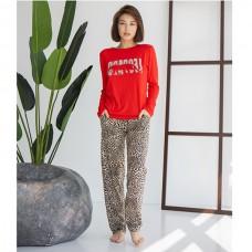 Пижама женская с штанами 8907