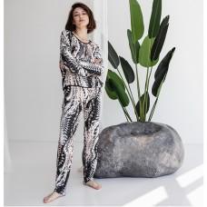 Пижама женская с штанами 8908