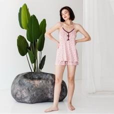 Пижама женская с шортами 8935