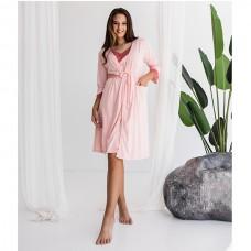 Сорочка женская c халатом 8981