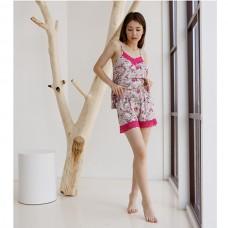Пижама женская с шортами 8856