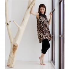 Женская пижама с лосинами 8858