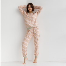 Пижама женская с штанами 9041