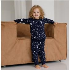 Пижама для девочки с штанами Ночь 9068