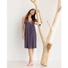 Сорочка женская фиолетовая 8860