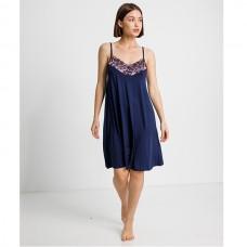 Сорочка женская с кружевом 9080