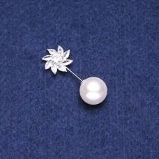 Брошь игла Цветок 5777