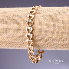 Браслет золотистый Xuping 3969
