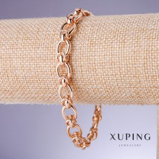 Браслет кольцами Xuping 3990