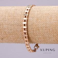 Браслет золотистый Xuping 4116